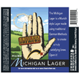 Logo of Atwater Michigan Lager