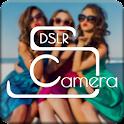 DSLR Camera / HD Blur Effect icon