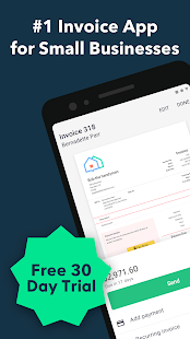 Easy Invoice Maker - Create Estimates & Invoices Screenshot