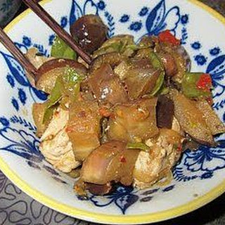 Chinese Chicken Eggplant Recipes.