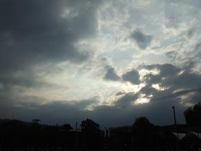 Photo: Первые (для меня) проблески солнца в Цюрихе