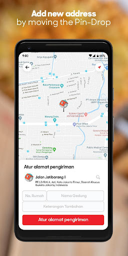 Pizza Hut Delivery Indonesia 2.0.3 screenshots 6