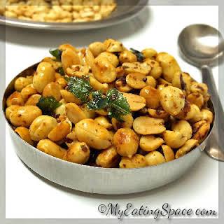 Roasted Peanuts Garlic Recipes.