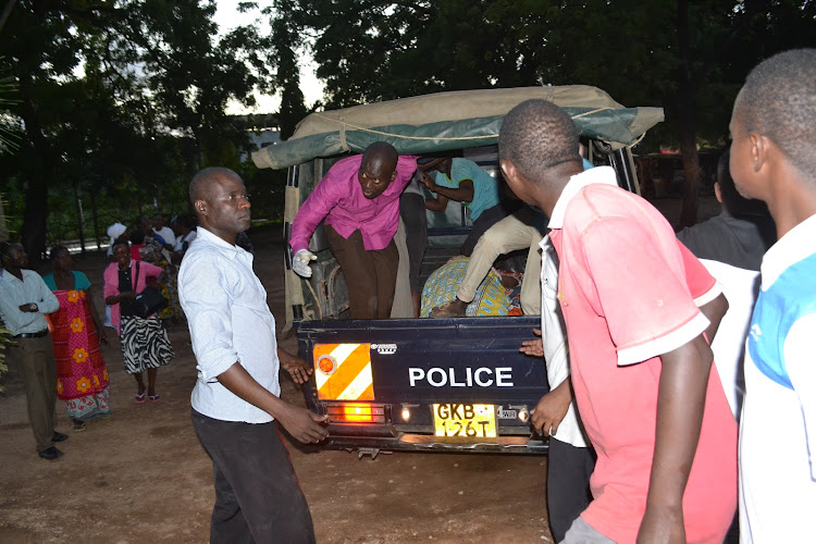 Mother And Son Among Seven Killed In Lorry And Matatu