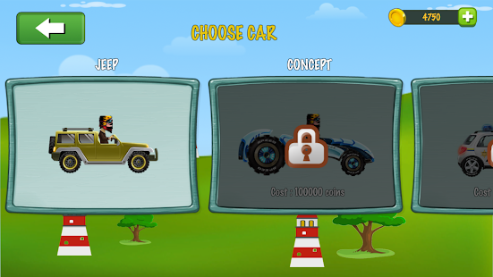 [Download Ultimate Hill Climb Game for PC] Screenshot 1