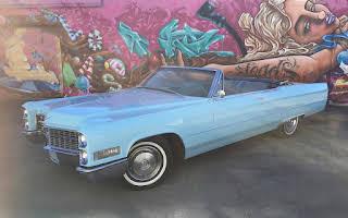 Cadillac Deville Cabriolet Rent Oslo