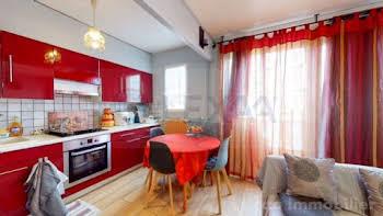 Duplex 4 pièces 68 m2