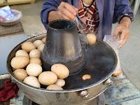 漁光島 5元阿婆茶葉蛋