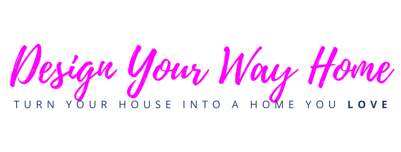 DESIGN YOUR WAY HOME LOGO