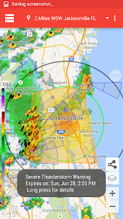 Storm Alert Lightning & Radar- screenshot thumbnail