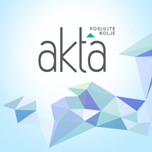 Android aplikacija Akta.ba - Poslujte bolje