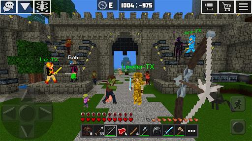 Multicraft: Block Craft Mini World 3D apkdebit screenshots 23
