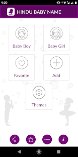 Hindu Baby(Boy & Girl) Name With Meaning - náhled