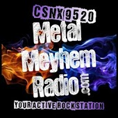 CSNX-9520: Metal Meyhem Radio