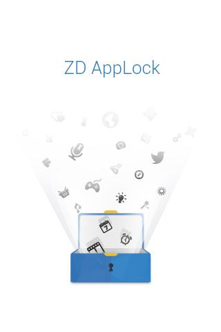 ZDAppLock Applock fake