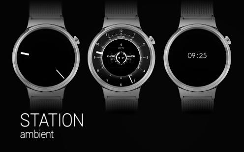 STATION - Watch face Screenshot 18