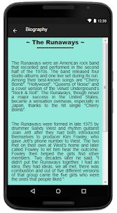 The Runaways Lyrics Music - náhled