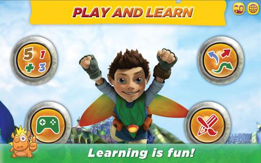 Tree Fu Tom:  Play and Learn 5.0 screenshots 1