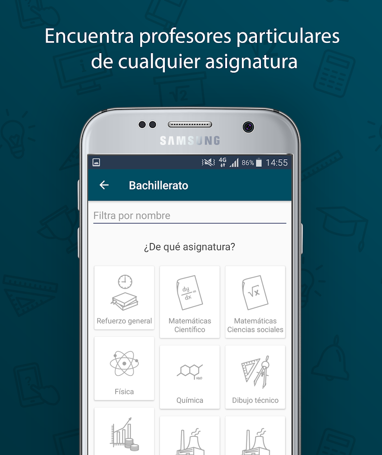 TeachApp Private Tutoring- screenshot