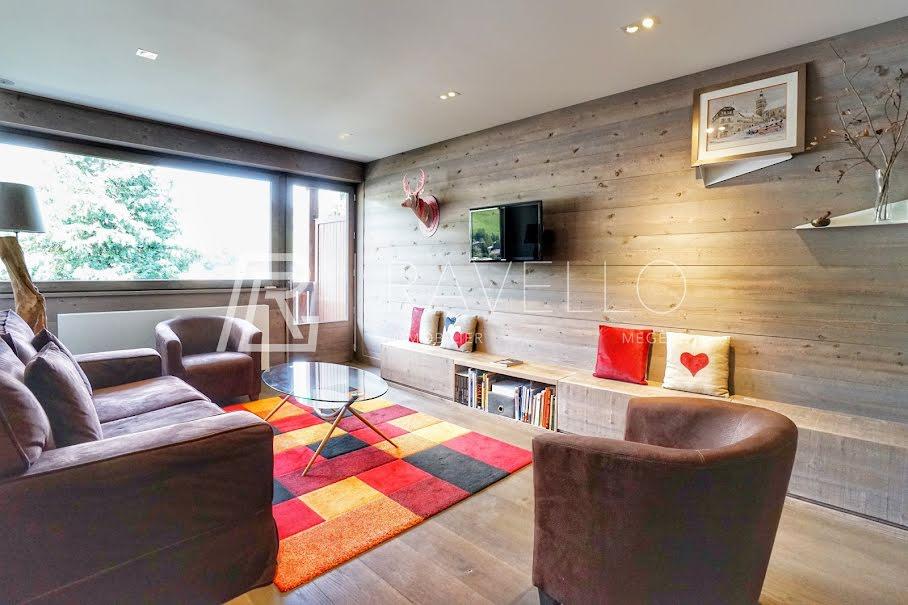 Vente appartement 2 pièces 52 m² à Megeve (74120), 480 000 €