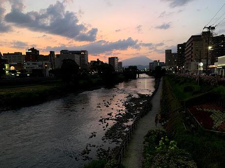 今日の岩手山(2019.8.7)