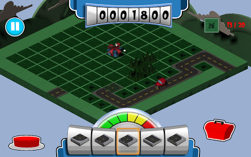 City Builder Mobile Screenshot