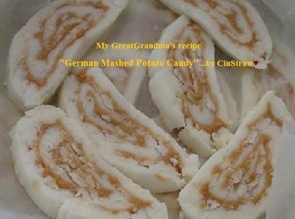 St. Patty's Potato Candies (by Kaci)..and 3 More Recipe