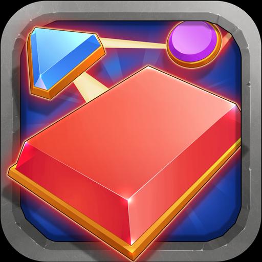宝石连连消 休閒 App LOGO-硬是要APP