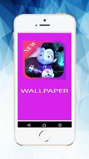 Wallpaper Vampirina cupcakes - náhled