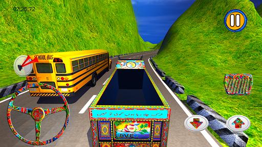 PK Cargo Truck Driving screenshots 2