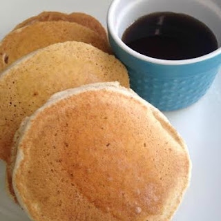 Simple Homemade Pancake