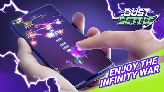 Dust Settle 3D-Infinity Space Shooting Arcade Game 1.41 (Mod)