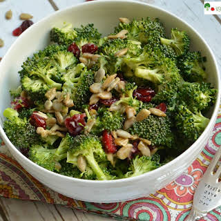 Broccoli Salad With Cranberries Sunflower Seeds Recipes.