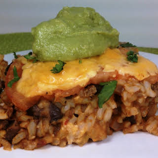Mexican Rice Casserole.