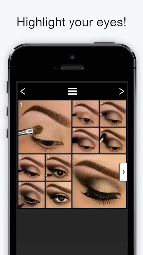 Eyes makeup 2018 ( New) 32.0.0 screenshots 3