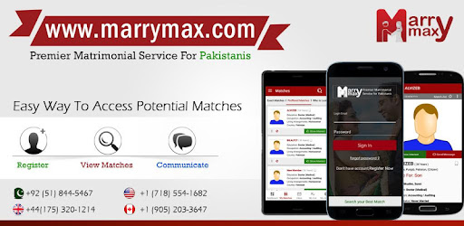 MarryMax - Matrimonial App for Pakistanis - Apps on Google Play