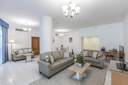 Al Mustaqbal Street Serviced Apartments