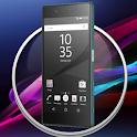 Theme for Sony Ericsson Z5 icon
