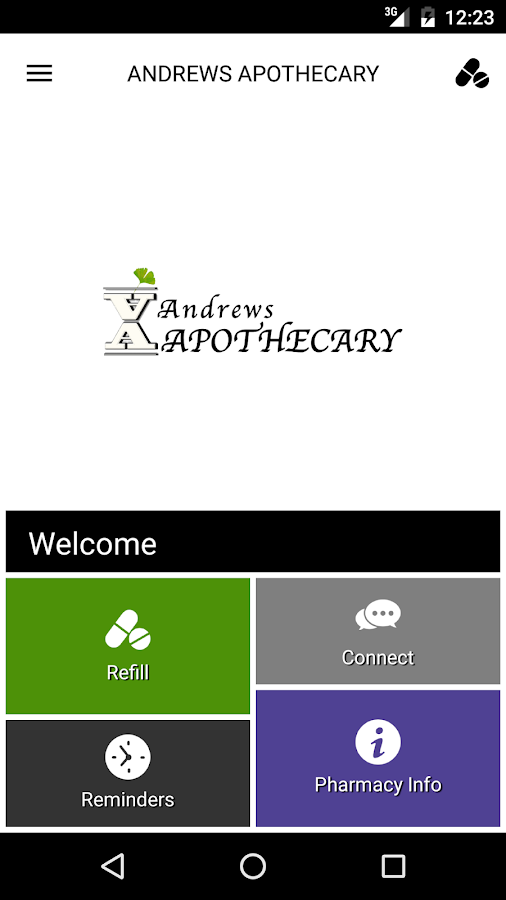 Andrews Apothecary- screenshot