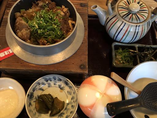 洋蔥牛肉山藥釜飯
