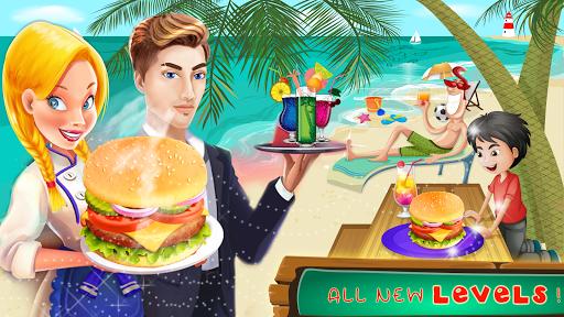 Fast Food Chef Truck : Burger Maker Game 1.0 screenshots 2