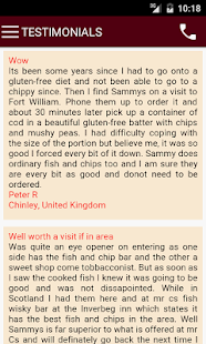 Sammy's Fish & Chip Shop- screenshot thumbnail
