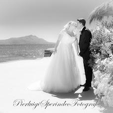 Wedding photographer pierluigi sperindeo (sperindeo). Photo of 04.01.2016