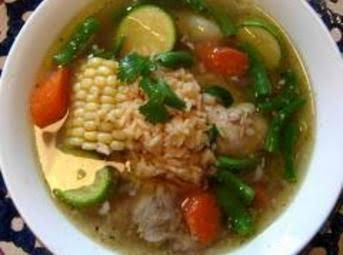 Caldo De Pollo (chicken Soup)