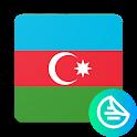 Azerbaijan Stickers for WhatsApp - WAStickerApps icon