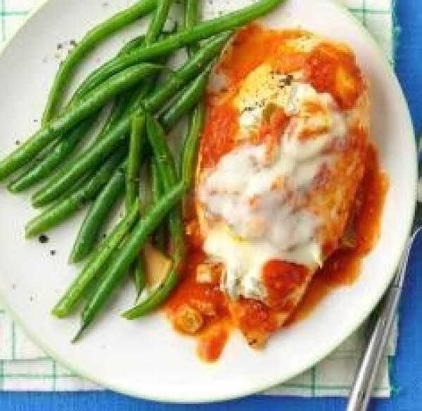 Italian Style Chicken & Peppers Recipe
