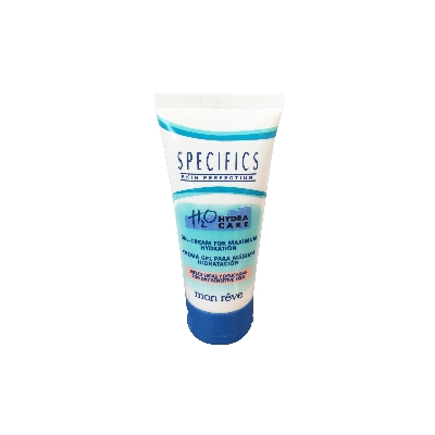 Crema Facial Mon Reve Specifics H2O Hydra Care Piel Seca/Delicada 50Gr