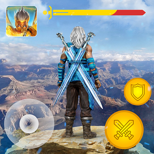 Legends Magic: Juggernaut Wars - raid RPG games