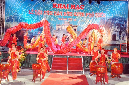 Kết quả hình ảnh cho Lễ hội văn hóa dân gian Phố Hiến