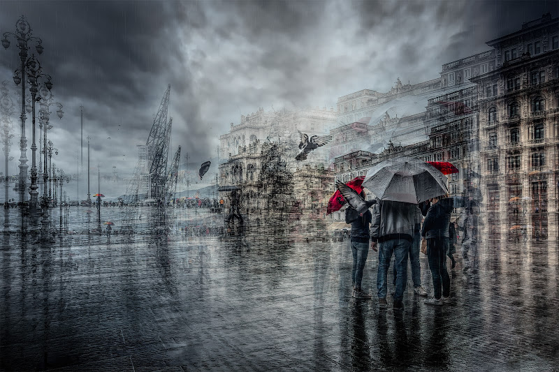 """Rainy Days"" di Sara Jazbar"